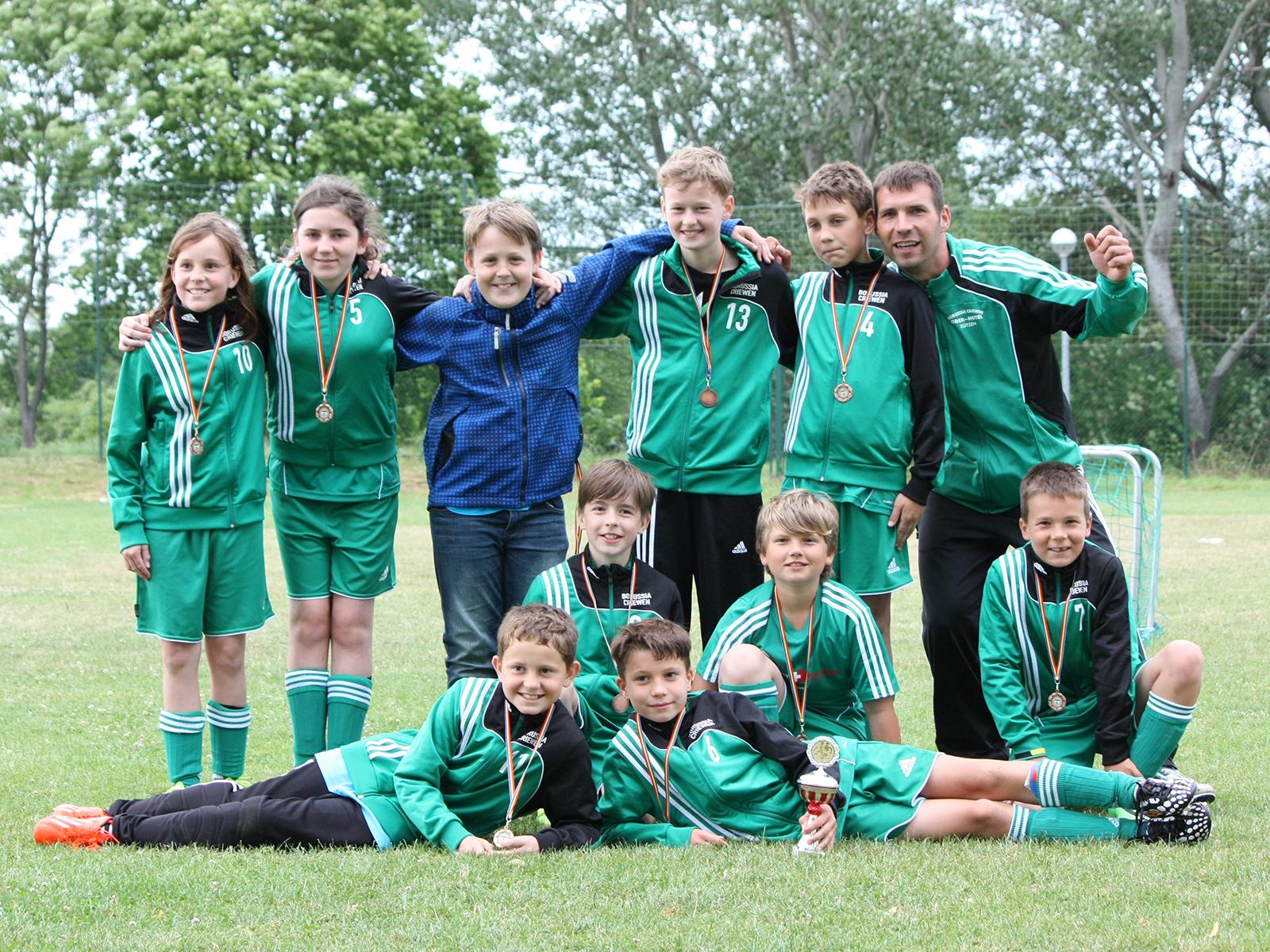 E-Junioren 2014